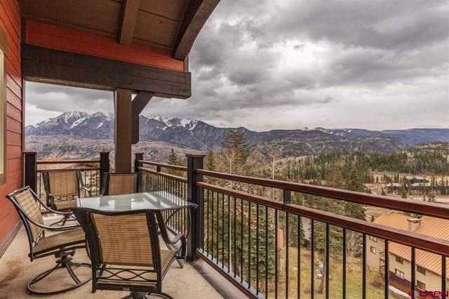 24 Sheol Street #401, Durango, CO 81301 (MLS #765454) :: Durango Mountain Realty