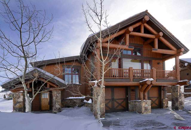 22 Appaloosa Road, Mt. Crested Butte, CO 81225 (MLS #765455) :: The Dawn Howe Group | Keller Williams Colorado West Realty