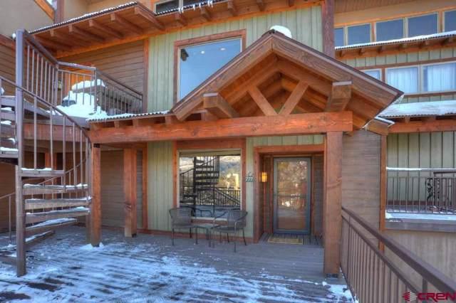 365 S Tamarron Drive #777, Durango, CO 81301 (MLS #765475) :: Durango Mountain Realty