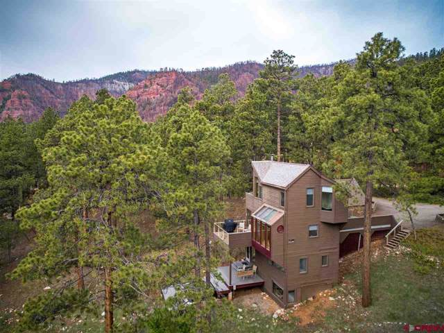 450 Oakcrest Drive, Durango, CO 81301 (MLS #765618) :: Durango Mountain Realty
