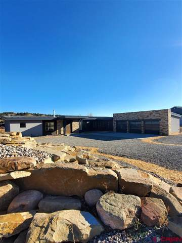 269 Cowboy Trail, Durango, CO 81303 (MLS #765626) :: Durango Mountain Realty
