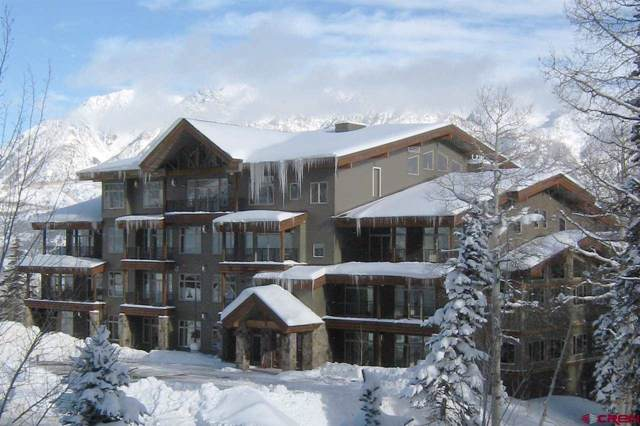 545 Skier Place #303, Durango, CO 81301 (MLS #765634) :: Durango Mountain Realty