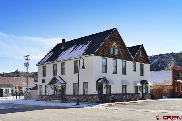 101 S 5th Street, Dolores, CO 81323 (MLS #765642) :: The Dawn Howe Group | Keller Williams Colorado West Realty