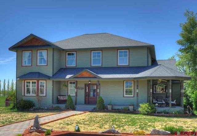 2360 County Road 220, Durango, CO 81303 (MLS #765650) :: Durango Mountain Realty