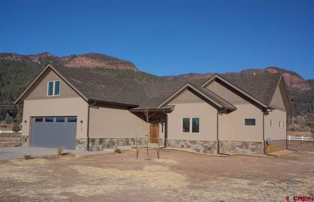 100 Glade Court, Durango, CO 81301 (MLS #765652) :: Durango Mountain Realty