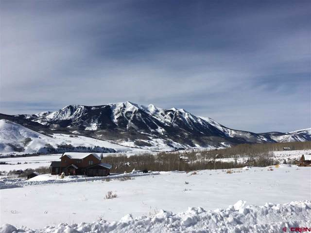 16 Proffitt Place, Crested Butte, CO 81224 (MLS #765657) :: The Dawn Howe Group | Keller Williams Colorado West Realty