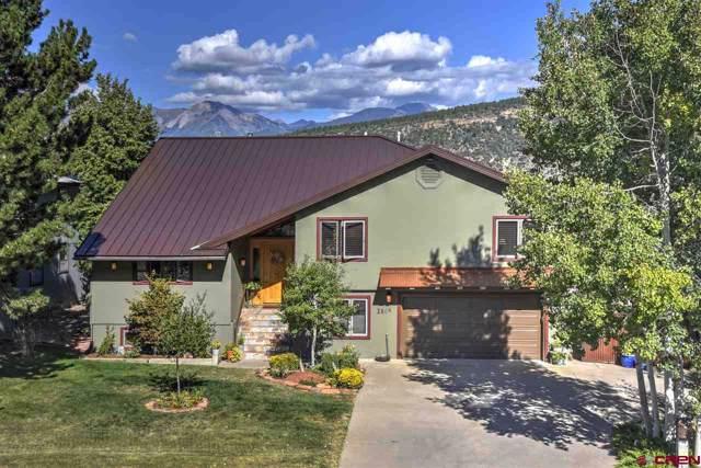 2805 N College Drive, Durango, CO 81301 (MLS #765712) :: Durango Mountain Realty