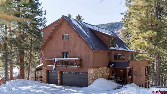 128 Rockridge Circle, Durango, CO 81301 (MLS #765727) :: Durango Mountain Realty