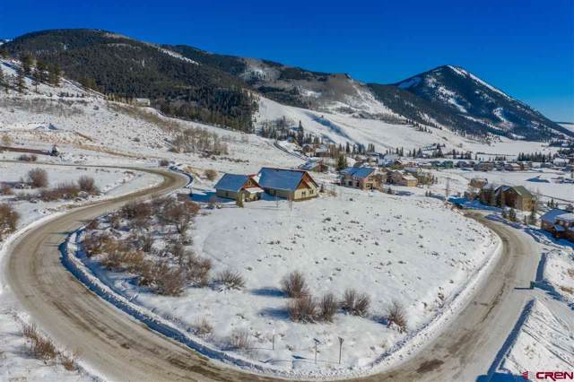 80 Watters Court, Crested Butte, CO 81224 (MLS #765746) :: The Dawn Howe Group | Keller Williams Colorado West Realty