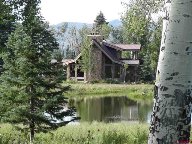 1729 Navajo Peak Place, Pagosa Springs, CO 81147 (MLS #765789) :: The Dawn Howe Group | Keller Williams Colorado West Realty