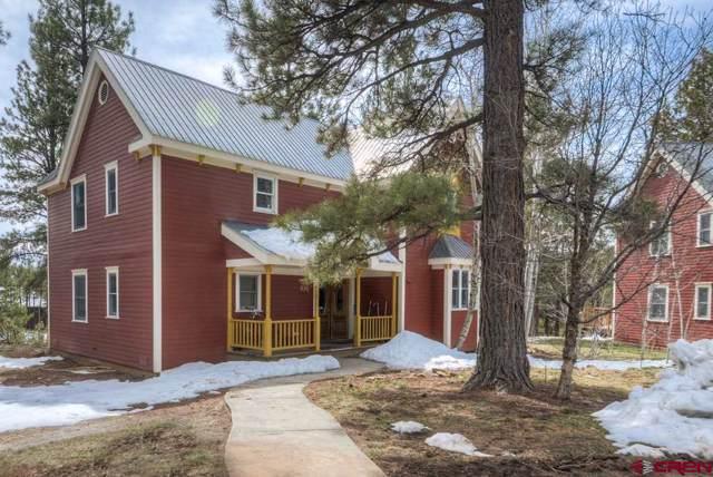 308 Silver Queen 102D, Durango, CO 81301 (MLS #765798) :: Durango Mountain Realty
