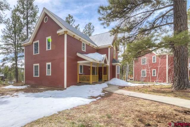 308 Silver Queen 104D, Durango, CO 81301 (MLS #765800) :: Durango Mountain Realty