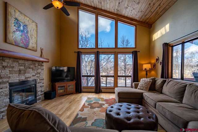 411 Hillcrest Drive, Durango, CO 81301 (MLS #765861) :: Durango Mountain Realty