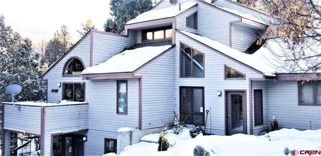 328 Whispering Pines Drive, Durango, CO 81301 (MLS #765896) :: Durango Mountain Realty