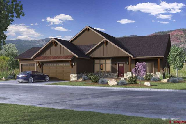 420 Estancia Loop, Durango, CO 81301 (MLS #765903) :: The Dawn Howe Group | Keller Williams Colorado West Realty