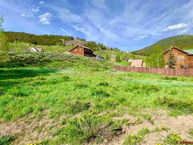 313 Haverly Street, Crested Butte, CO 81224 (MLS #765914) :: The Dawn Howe Group | Keller Williams Colorado West Realty