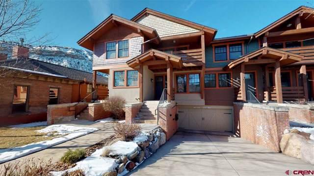 277 E 3rd Ave #102, Durango, CO 81301 (MLS #765937) :: Durango Mountain Realty