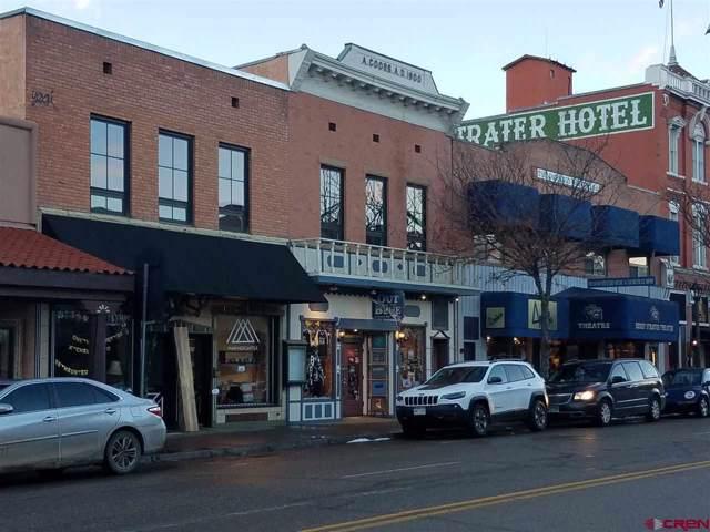 643 Main Avenue, Durango, CO 81301 (MLS #765952) :: Durango Mountain Realty