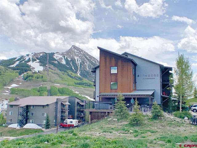 20 Marcellina Lane Unit 307, Mt. Crested Butte, CO 81225 (MLS #766080) :: The Dawn Howe Group   Keller Williams Colorado West Realty