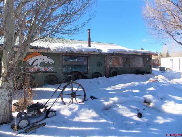 519 S 5th Street, Pagosa Springs, CO 81147 (MLS #766082) :: The Dawn Howe Group | Keller Williams Colorado West Realty