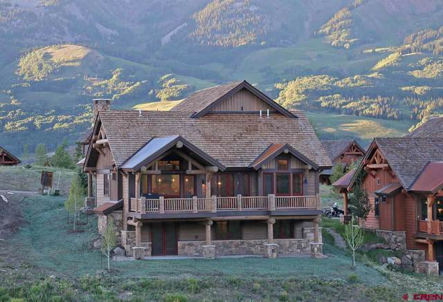 12 Appaloosa Road, Mt. Crested Butte, CO 81225 (MLS #766105) :: The Dawn Howe Group | Keller Williams Colorado West Realty