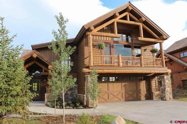 10 Appaloosa Road, Mt. Crested Butte, CO 81225 (MLS #766106) :: The Dawn Howe Group | Keller Williams Colorado West Realty