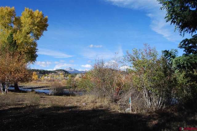 X S 5th Street, Pagosa Springs, CO 81147 (MLS #766107) :: The Dawn Howe Group | Keller Williams Colorado West Realty