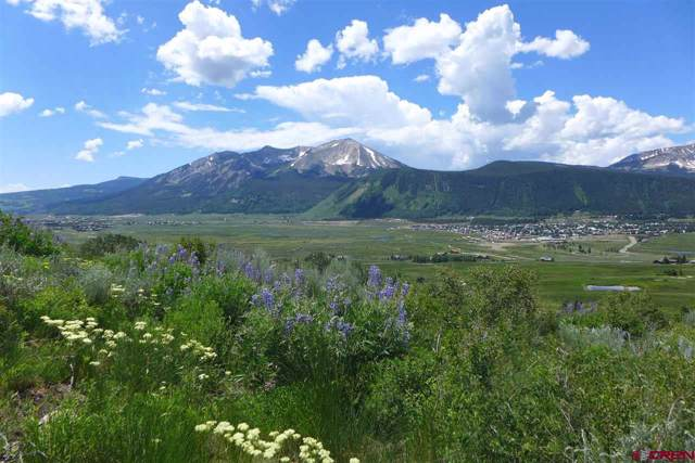 1 Peakview Drive, Mt. Crested Butte, CO 81225 (MLS #766113) :: The Dawn Howe Group   Keller Williams Colorado West Realty