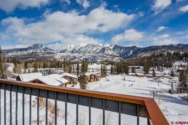 44 Sheol Street 23-D, Durango, CO 81301 (MLS #766121) :: Durango Mountain Realty