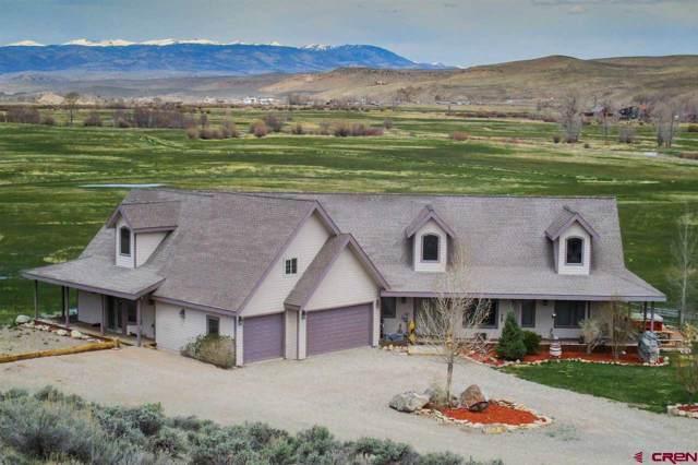 155 Winze Road, Gunnison, CO 81230 (MLS #766125) :: The Dawn Howe Group   Keller Williams Colorado West Realty