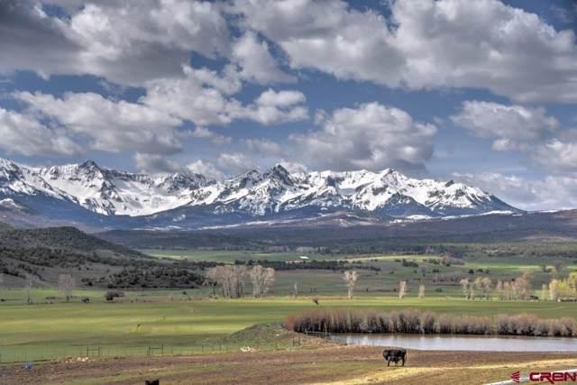 TBD County Road 24, Ridgway, CO 81432 (MLS #766156) :: The Dawn Howe Group   Keller Williams Colorado West Realty