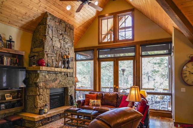 590 Glacier Club Drive #10, Durango, CO 81301 (MLS #766174) :: Durango Mountain Realty