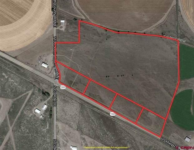 TBD Highway 160, Alamosa, CO 81101 (MLS #766181) :: The Dawn Howe Group | Keller Williams Colorado West Realty