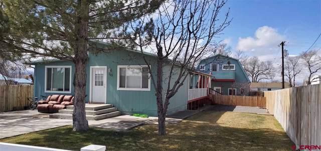 111 N Wilson Avenue, Olathe, CO 81425 (MLS #766190) :: The Dawn Howe Group | Keller Williams Colorado West Realty