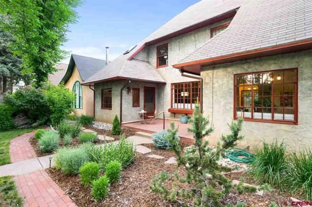 722 E 3rd Avenue, Durango, CO 81301 (MLS #766193) :: Durango Mountain Realty