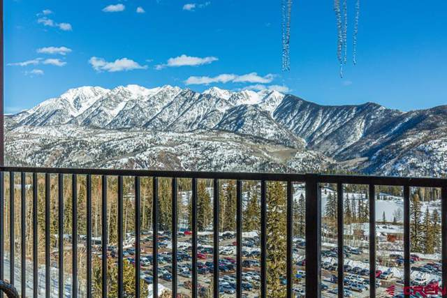 545 Skier Place #302, Durango, CO 81301 (MLS #766214) :: The Dawn Howe Group | Keller Williams Colorado West Realty