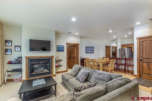 545 Skier Place #203, Durango, CO 81301 (MLS #766221) :: The Dawn Howe Group | Keller Williams Colorado West Realty
