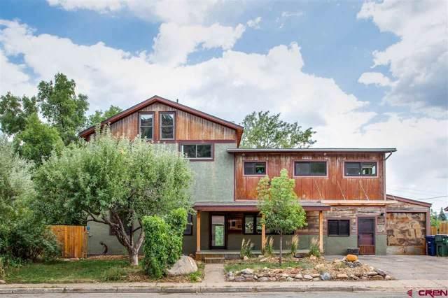 3504 Bennett Street, Durango, CO 81301 (MLS #766223) :: Durango Mountain Realty