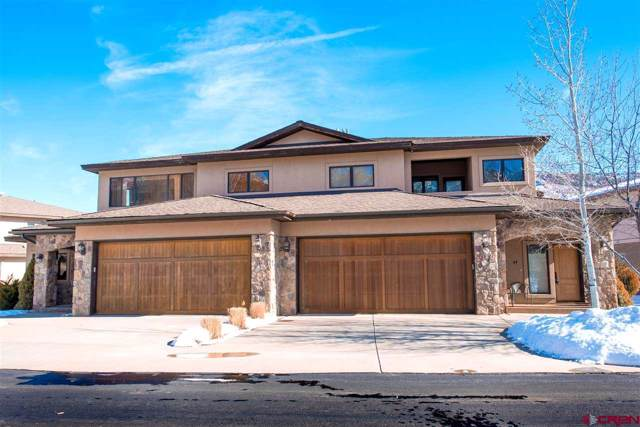 54 Turnberry Drive, Durango, CO 81301 (MLS #766241) :: Durango Mountain Realty