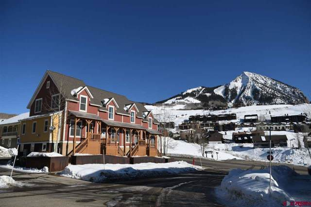 104 Pitchfork Drive, Mt. Crested Butte, CO 81225 (MLS #766253) :: The Dawn Howe Group | Keller Williams Colorado West Realty