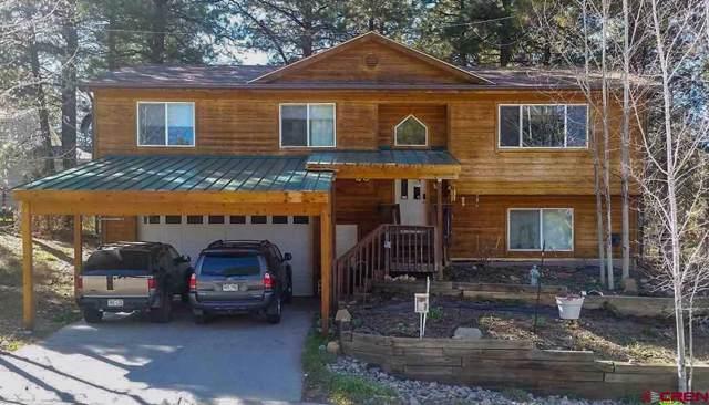 28 Trail Wood Drive, Durango, CO 81303 (MLS #766270) :: Durango Mountain Realty