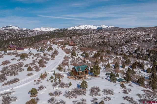 1554 Roberts Ridge Drive, Hesperus, CO 81326 (MLS #766400) :: Durango Mountain Realty
