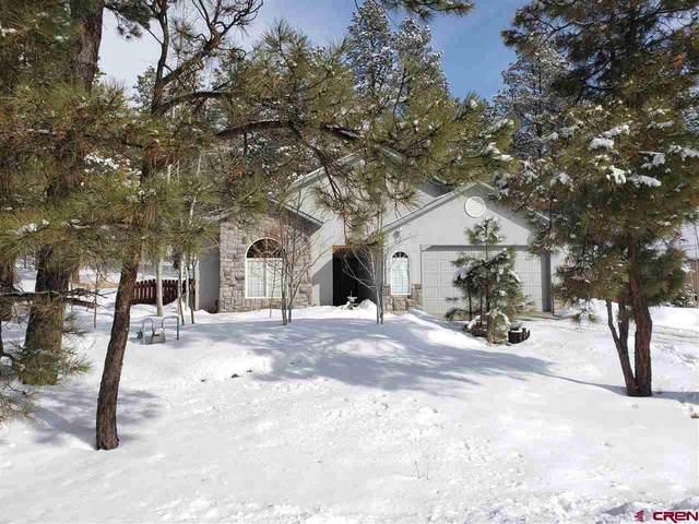 221 Aspenglow Boulevard, Pagosa Springs, CO 81147 (MLS #766410) :: The Dawn Howe Group | Keller Williams Colorado West Realty
