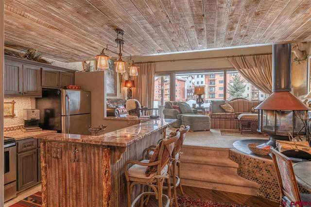 40 Marcellina Lane #37, Mt. Crested Butte, CO 81225 (MLS #766464) :: The Dawn Howe Group | Keller Williams Colorado West Realty