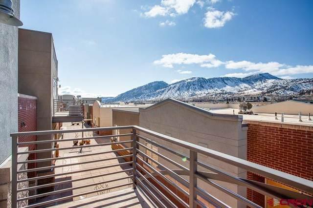 555 Rivergate Lane B2 143, Durango, CO 81301 (MLS #766478) :: Durango Mountain Realty
