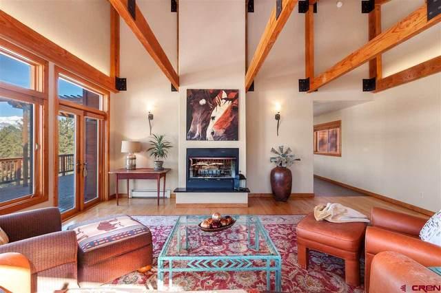 360 North Road, Durango, CO 81303 (MLS #766481) :: Durango Mountain Realty