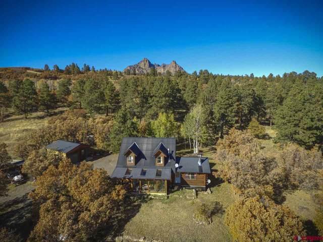 1100 Navajo Peak Place, Pagosa Springs, CO 81147 (MLS #766506) :: The Dawn Howe Group   Keller Williams Colorado West Realty