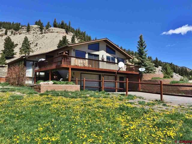 2353 Elk Road, Lake City, CO 81235 (MLS #766524) :: The Dawn Howe Group | Keller Williams Colorado West Realty