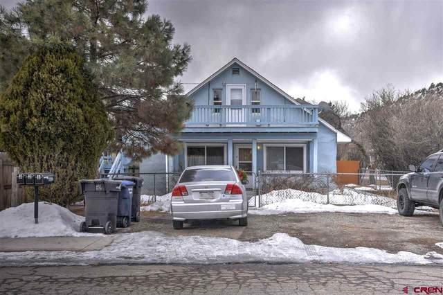 602 E 1st Street, Durango, CO 81301 (MLS #766537) :: Durango Mountain Realty