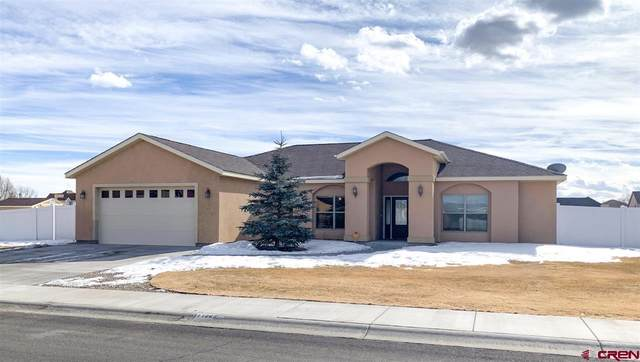 1106 Riverbend Court, Alamosa, CO 81101 (MLS #766623) :: The Dawn Howe Group | Keller Williams Colorado West Realty
